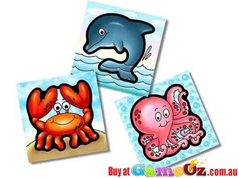 in the puzzle childrens jigsaw puzzle 3 in 1