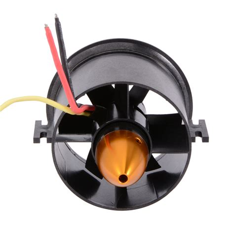 70mm ducted fan 70mm duct fan with 3000kv brushless outrunner motor for