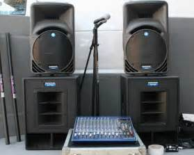 Sound System All Pro S Llc Sound System Packages