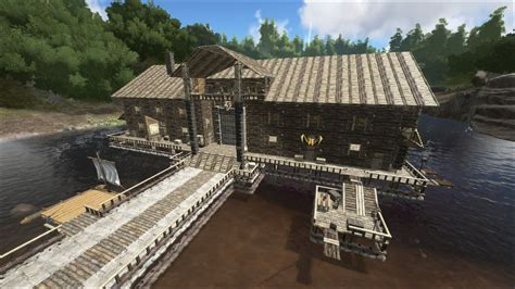 ark house design xbox one ark metal building google 検索 ark minecraft pinterest