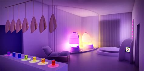 Immersion Room by 22 Products For Wellness Spotted At Heimtextil