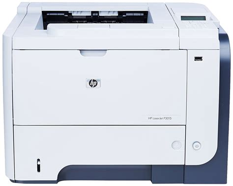 Printer Hp Laserjet P3015 hp laserjet p3015dn printer black silver 884420455479 ebay