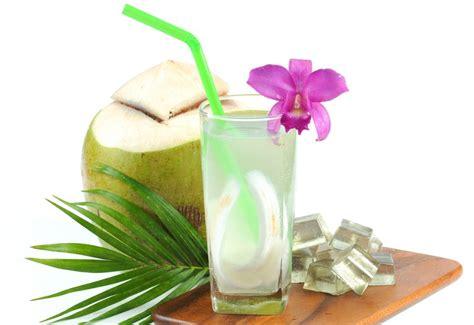 membuat es kelapa muda original bukan kw sege