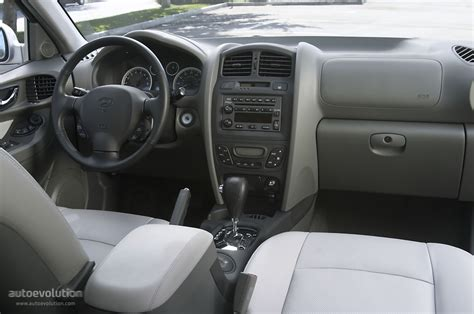 Hyundai Santa Fe 2006 Interior by Hyundai Santa Fe 2004 2005 2006 Autoevolution
