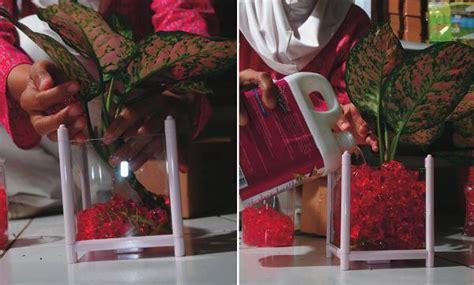 Bunga Hias Sterofoam 50pcs bercocok tanam hidroponik