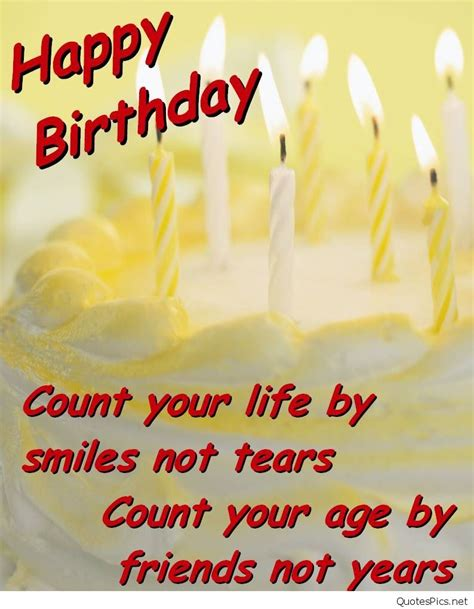 Happy Birthday Wishes To Sweet Sweet Birthday Quotes For Friends Happy Birthday Friends