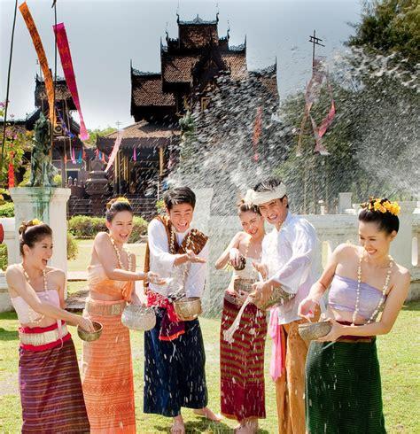 thai new year water festival songkran festival thailand april abbotts travel