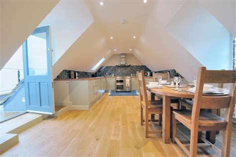 Open Plan Kitchen Hallway by Digbeth Views To Rent In Stow On The Wold Character Cottages