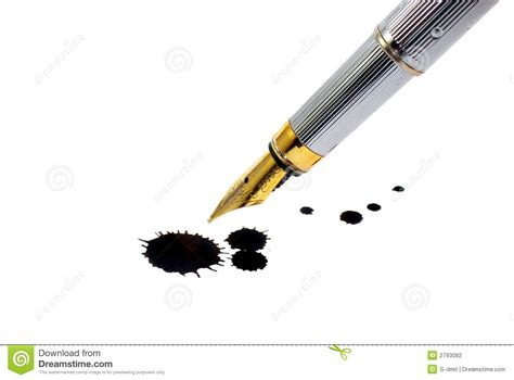 pen ink the side effects of writing much just the unwinding