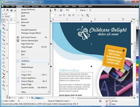 tutorial corel draw suite 12 coreldraw graphics suite download