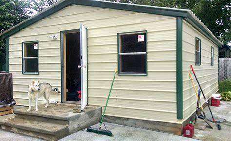 tiny metal homes economical tiny home pre engineered metal building
