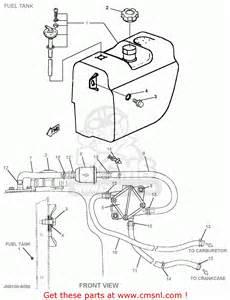 Fuel System Yamaha Golf Cart Yamaha G16 Golf Cart Wiring Diagram Electric Yamaha Free