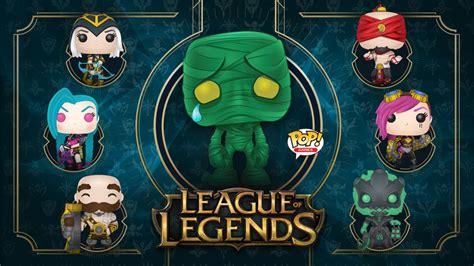 Lol Pop T Shirt league of legends pop release funko funatic