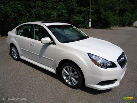 Satin White Pearl 2013 Subaru Legacy 2 5i Premium Exterior