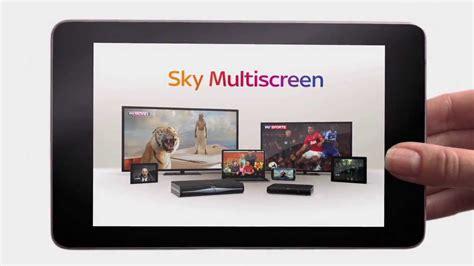 sky multivision altra casa quanto costa sky multiscreen requisiti e come accedere al
