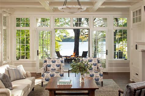 lakeside home decor shingle style lakeside cottage mansion idesignarch