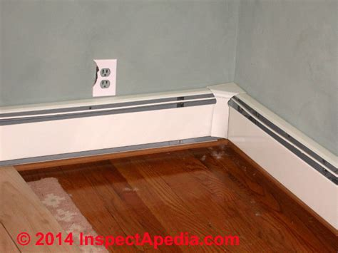Hydronic Heat Registers Baseboard Heat Inspection Repair Maintenance
