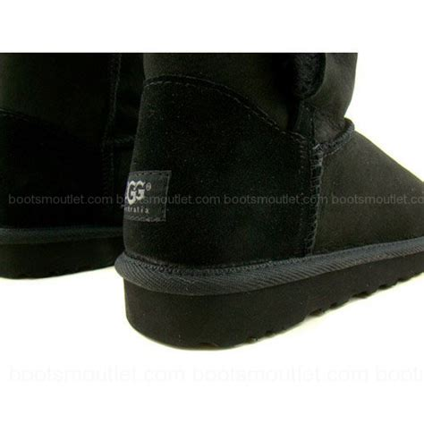 cheap real bailey button ugg boots
