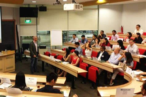 Insead Business School Mba Fees by Insead Certificate Programme In Business Acumen