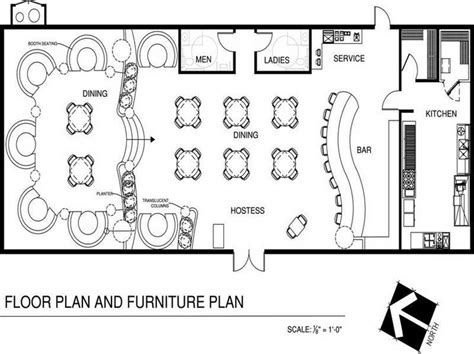 bar and restaurant floor plan restaurant floor plans imagery above is segment of