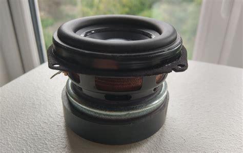 Speaker Subwoofer 3 Inch samsung 3 inch fullrange high excursion driver funnycat tv