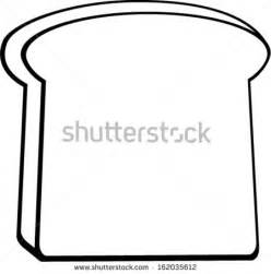 Toast Bread Stock Photos Images &amp Pictures  Shutterstock sketch template