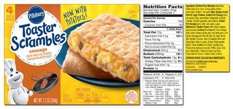 Toaster Strudal Pillsbury Product List