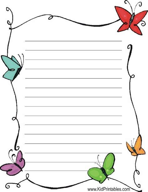 printable stationary worksheet best 25 free printable stationery ideas on pinterest