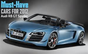 cars and bikes audi r8 gt spider car