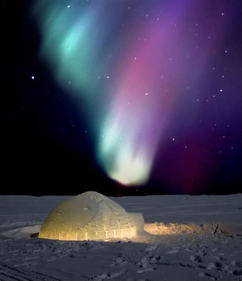 alaska northern lights igloo travel inspiration for monday 3 4 mightytravels