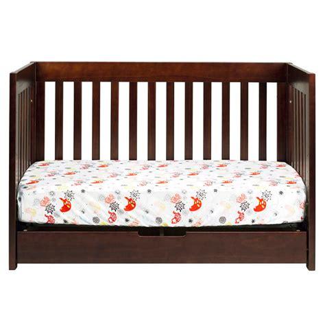 Espresso Mercer Convertible Crib By Babyletto Espresso Convertible Crib