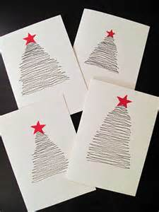 diy ideas for quick n easy christmas cards