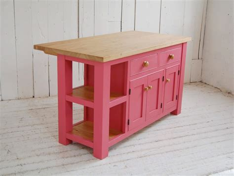 bespoke kitchen islands bespoke painted kitchen island eastburn country furniture