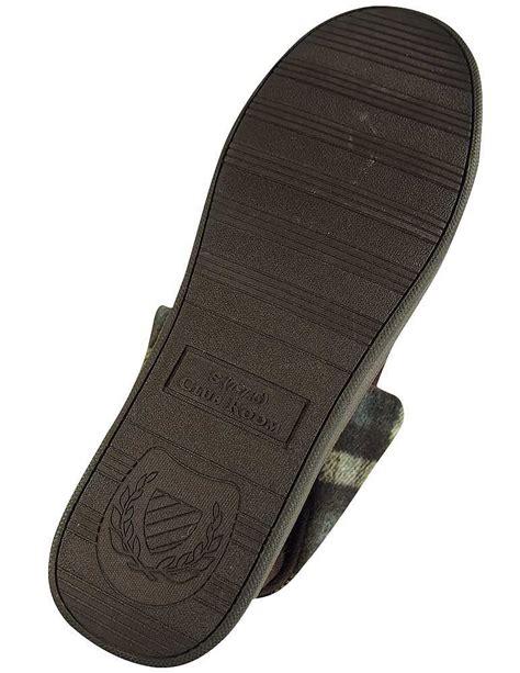 club room slippers club room mens jacob slipper brown footwear