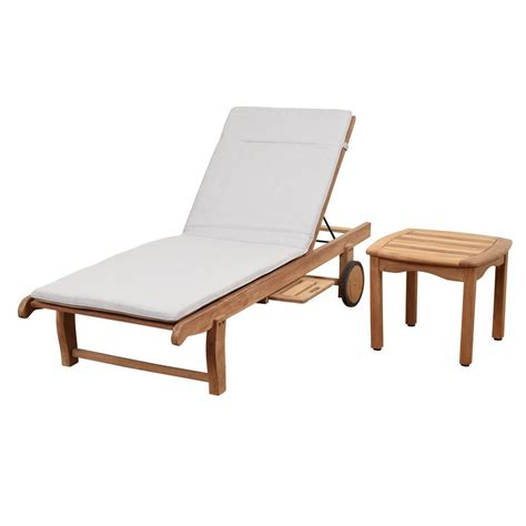 garden chaise hton bay oak cliff metal outdoor chaise lounge with