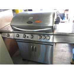 Patio Range Bbq by Patio Range Gas Barbecue Grill Used