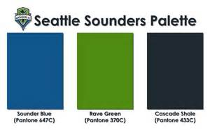 seattle colors seattle sounders color palette scrapbooking