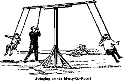 gogo swing how to make a merry go round swing