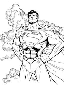 lego superman coloring pages download print free