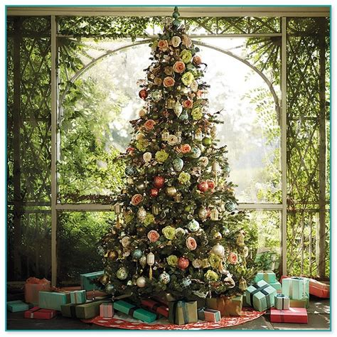 frontgate decorated christmas trees christmas tree reviews