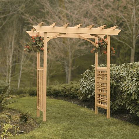 wooden garden trellis plans outdoor decorations