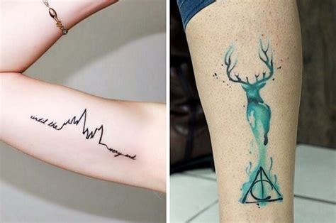 harry potter stars tattoo tattoo collections