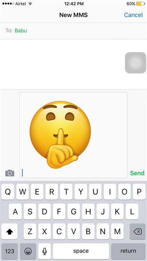 can you send emojis from iphone to android how to get unicode ios 11 emojis on ios 10 9 without jailbreak