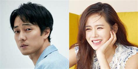 so ji sub korean movie so ji sub son ye jin cast as leads in the korean movie