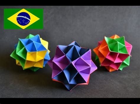 Origami Spike 12 Modules - origami spike instru 231 245 es em portugu 234 s pt br