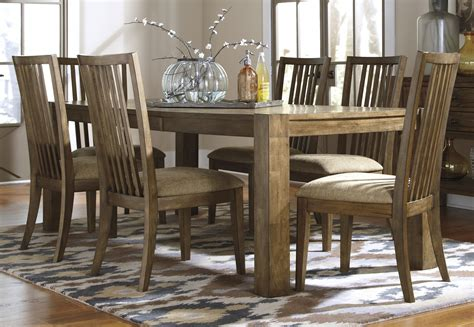 ashley furniture dining room table set ashley furniture kitchen table  chairs hyland
