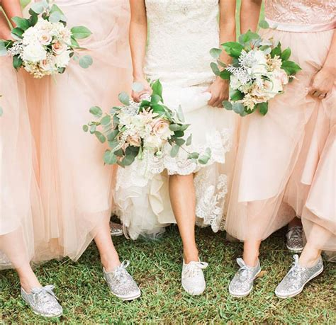 Wedding Keds by Brides Get Your Glitter On With Keds For Kate Spade New