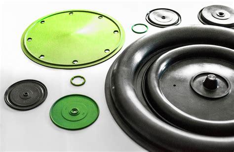 guarnizioni in gomma per portata e regolazione gas o