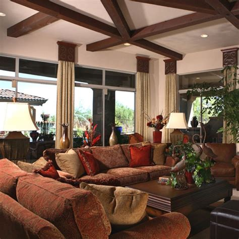 living room in spanish spanish colonial living room in az my dream house
