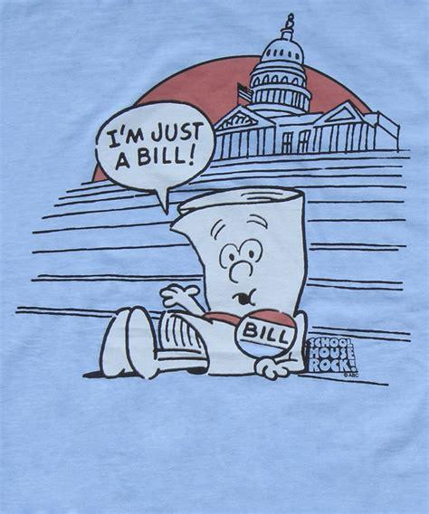 Hoodie I M Rock schoolhouse rock i m just a bill t shirt